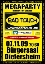 BAD Touch 2009